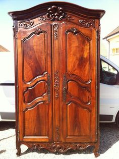 ancien frigidaire glaciere frigo chene armoire. Black Bedroom Furniture Sets. Home Design Ideas