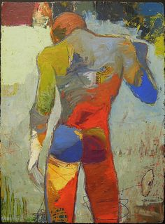 JYLIAN GUSTLIN @ Art for AIDS