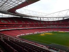 英國 : 倫敦 - 酋長球場  United Kingdom : London - Emirates Stadium     #Europe's football clubs