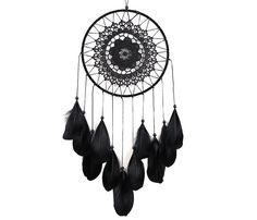 40 handmade lace dream chatcher feather bead for beautiful bedroom for teenage girl