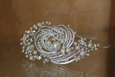 'Gatsby' influenced accessories by Ivory & Co