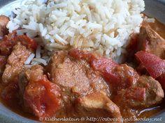 Langsam gekocht: Chicken Tikka Masala - Marniertes Huhn mit Masala-Sauce - kuechenlatein.com