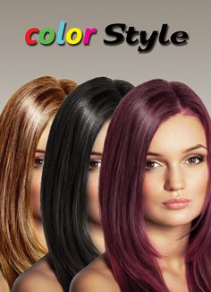 color style by Haldun çağlıner, via Behance