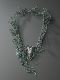 necklace by Cuong Sy
