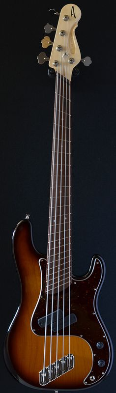 Dingwall Super P 5 string (via Bass Direct)
