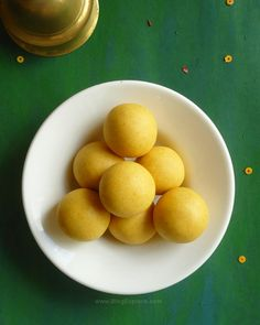 Moong Dal Ladoo – a delicious and protein rich Indian sweet