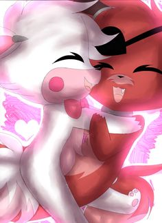 Cute! Cute! Mangle & Foxy! This one is my mommo's favorite!