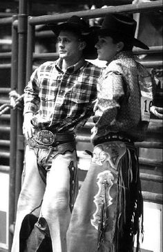 Love me some rodeo cowboys!