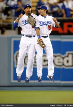 Favorite 2 Dodgers right here!!!