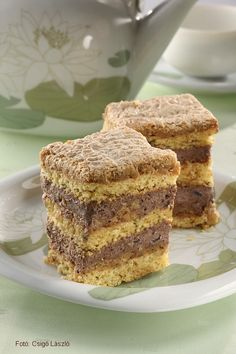 Poppy Cake, Hungarian Recipes, Winter Food, Banana Bread, French Toast, Food And Drink, Breakfast, Desserts, Dios