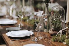 Natural and Effortless Wedding in the Woods