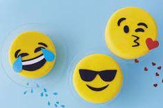 Want to Make Smiling Poop Cupcakes? This Emoji Cookbook Shows You How Tech Logos, Amazing Cakes, Emoji, Cupcakes, Singular, Coffee, Desserts, Shape, Recipe Books