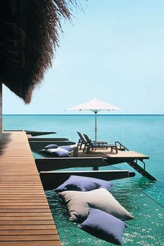 livingpursuit: One & Only Reethi Rah Maldives |Source