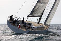 Solaris 50 - Sunset Sailing