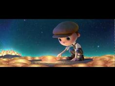 Pixar's 'La Luna' / Disney·Pixar Short Film - Official / This is a short preview of La Luna, Pixar's next short film which can be seen in UK cinemas from August 17, 2012 before Brave. The short film is directed by Enrico Casarosa and produced by Kevin Reher. http://www.youtube.com/watch?v=bD3F1mPjh5U