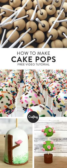 Learn how to make cute cake pops for any occasion! Our online class will teach you everything you need to know for perfect pops every time. Enroll for free to learn beginner techniques and sharpen existing skills.