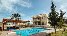 Villa Mirsini - Authentic Crete, Villas in Crete, Holiday Specialists Crete, Villas, Bedrooms, Mansions, House Styles, Outdoor Decor, Holiday, Vacations, Bed Room
