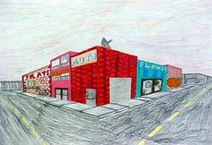 Check out student artwork posted to Artsonia from the Cityscapes project gallery at East Millbrook Magnet Middle School.