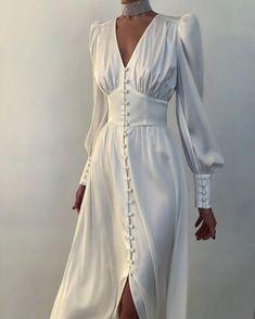 Elegant Dresses, Pretty Dresses, Beautiful Dresses, Casual Dresses, Classy Dress, Classy Outfits, Chic Outfits, Modest Fashion, Fashion Dresses