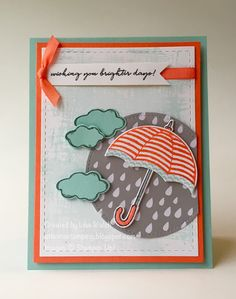 At Home Stamping: Wishing You Brighter Days
