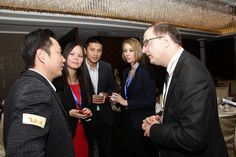 """IFA team meeting entrepreneurs during the launch of the """"Say OUI to #France - Say OUI to Innovation"""" in China. www.sayouitofranc..."""