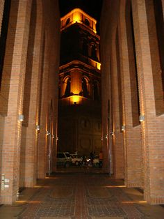 Catedral Metropolitana: Basílica Menor de San Lorenzo. Santa Cruz - Bolivia.