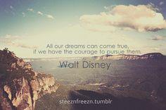 quotes on dreams come true - Google Search