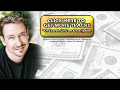 Money Magnet Hyponosis ► Hypnosis for Money Attraction by Dr. Steve G. Jones (528 hz tuned) - YouTube