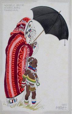 Barbara Tyrrell 1930's South African Artists, Creative, Ethnic, Inspiration, Biblical Inspiration, Inhalation