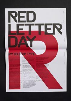 Une revolte typographique s affiche