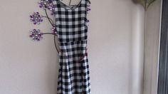 Ladies  Weekend  Dress  black and white  dress size 14 #Papaya #CocktailDress #Casual