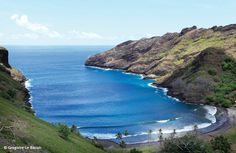 Silver Discoverer destination: Hiva Oa, French Polynesia.