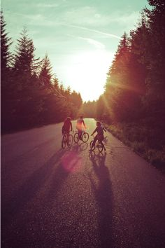 family bike ride for mothers day (weather permitting)