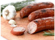 Garlic sausage