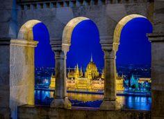 Wow! Budapest!