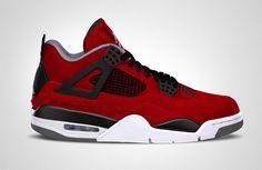 Air Jordan 4 'Red Suede' - Date de sortie