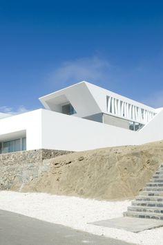 House Playa El Golf H4 / RRMR Arquitectos #architecture