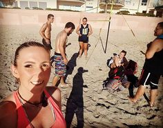 Found some volleyball in California. I know. You're surprised, lol #25minutedrivetotallyworthit #beachvolleyball #volleyball #coranado #imperialbeach  #newfriends #sandiego #california #meetup #imperialbeachlocals #sandiegoconnection #sdlocals #iblocals - posted by Kate Green  https://www.instagram.com/howbout_now. See more post on Imperial Beach at http://imperialbeachlocals.com