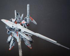 GUNDAM GUY: HG 1/100 FA Delta Custom - Customized Build