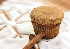 Snickerdoodle Cupcake     ~Food photos from Paragary Bakery in Sacramento, CA~