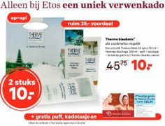 Dit lijkt ons het ideale #moederdagscadeau! Wat vinden jullie? Bekijk alle cadeaus van Etos via www.reclamefolder.nl of download de app!