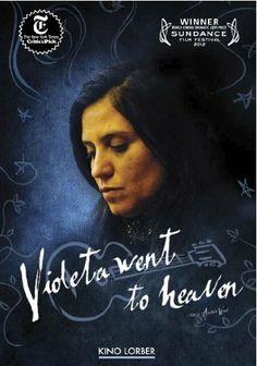 Violeta Went to Heaven DVD ~ Violeta Parra, (Chile)