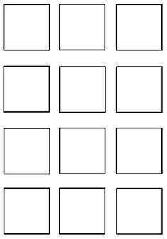 Figures géométriques simples: Carré, rectangle, triangle