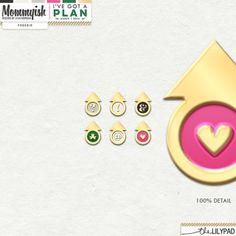 Quality DigiScrap Freebies: I've Got A Plan freebie from Mommyish