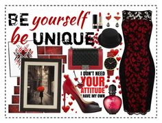 """Be Yourself Be Unique"" by angelstylee ❤ liked on Polyvore featuring Casetify, Christian Louboutin, Karen Millen, Larsson & Jennings, Paco Rabanne, Dolce&Gabbana, Chanel, Home Decorators Collection, Baccarat and be"
