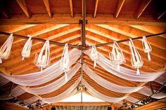 Statement Making Fabric Ceiling Treatments » Alexan Events | Photos courtesy of Alexan Events, Matthew Robbins Design and Biz Bash Media