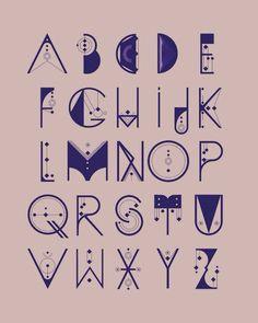 Very Cool Alphabet