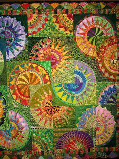 From the 2006 PNQ - Pacific Northwest Quilt Show.