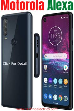 Motorola One Action with Alexa Push-to-Talk is an unlocked smartphone. It is with the global version and 128GB Storage. Just click for the full detail. Latest Cell Phones, Newest Smartphones, Best Smartphone, Music Photo, Best Budget, Techno, Action, Learning, Detail
