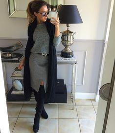 Модные луки осень-зима 2018